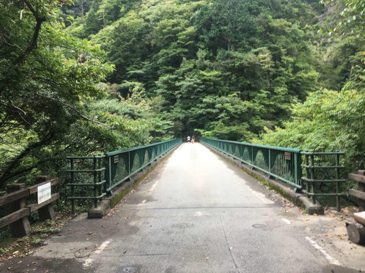 寸又峡 飛龍橋