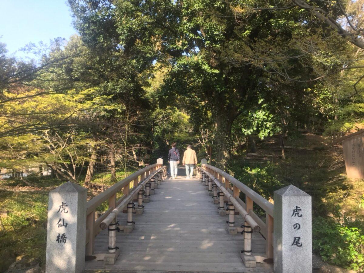徳川美術館 庭園
